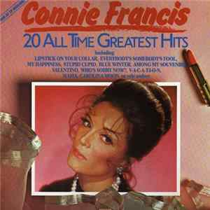 Connie Francis - 20 All Time Greatest Hits FLAC